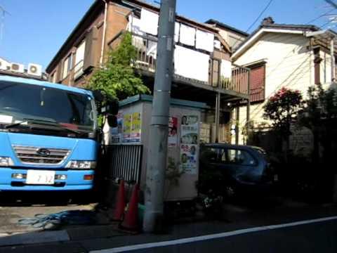 貧困の観察その壱(いち) 東京大田区 ボロアパートに潜入