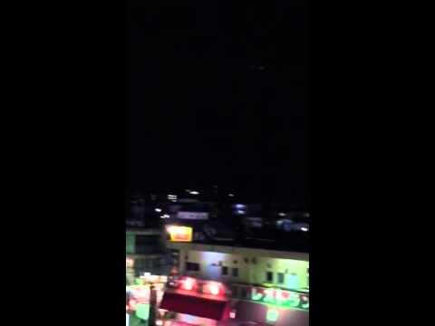 東海大学湘南キャンパス大学祭建学祭の最終日花火