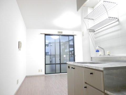 【成約】エムロード106 南伊東 賃貸アパート 壁がオシャレな一人暮らし向け