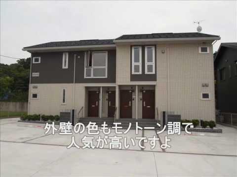 ホームセキュリティ標準搭載の賃貸住宅 石川県金沢市野田に完成!