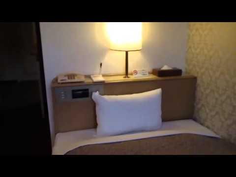 インテリアリフォーム ビジネスホテルのオシャレな壁紙埼玉県川越市