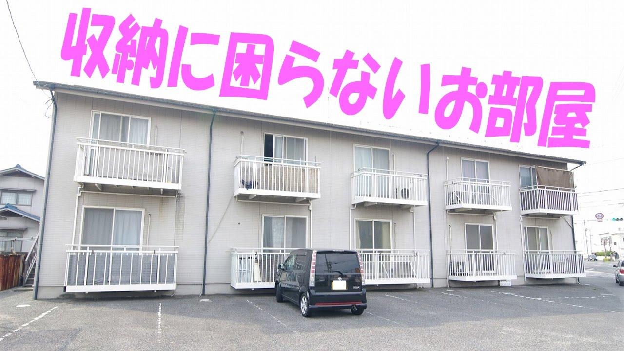 賃貸 生活保護・高齢者入居相談可・1DKアパート[岡山市・浜松町]