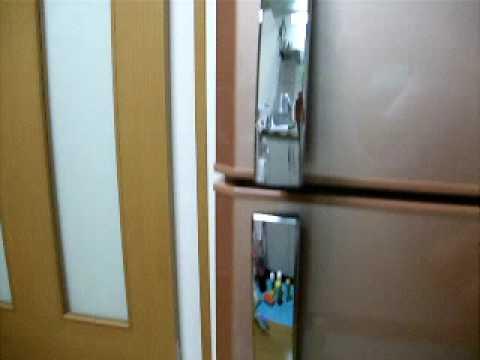 冷蔵庫 動画②