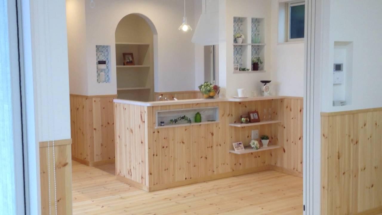 実例完成見学会、造り付け家具、インテリアコーディネーター、足利市・佐野市・太田市