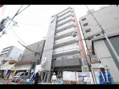 SERENITE天六「新築」一人暮らし向け1K 賃貸 大阪市北区長柄中