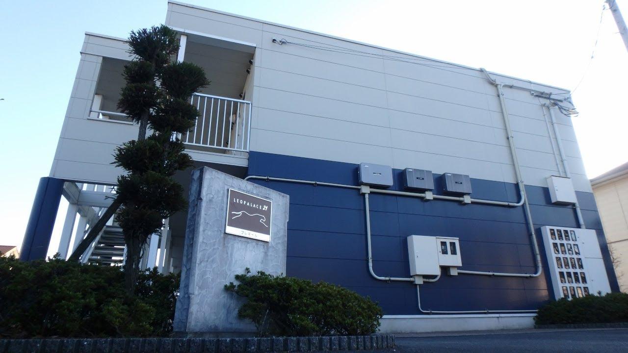 レオパレス21お部屋紹介【プレミール】賃貸アパート家具家電付き松山市