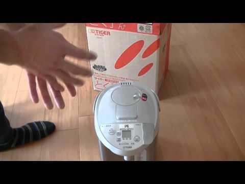 電気ポット 電気代が安い とく子さん タイガー PVW‐A220 CUの出品