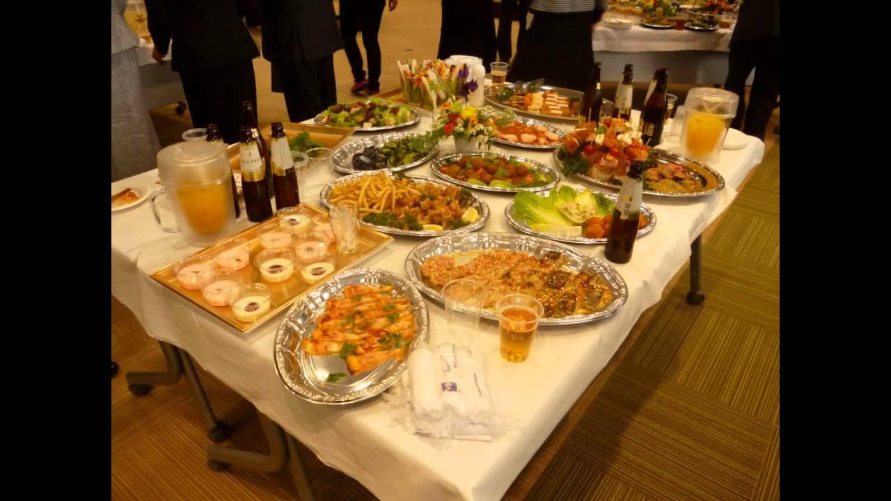 水戸ケータリング 出張パーティー パーティー料理 歓送迎会料理 催事用ケータリング 会議弁当仕出し配達いたします。偕楽園側梵珠庵です。セティングからかたずけまで、お任せください…