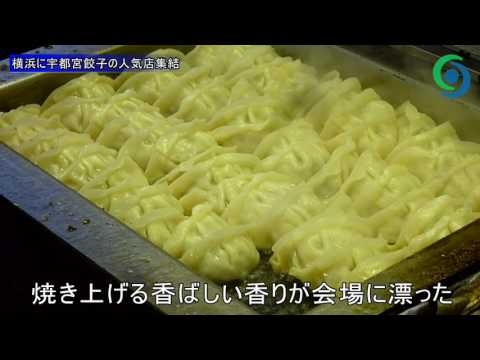 横浜に宇都宮餃子の人気店集結