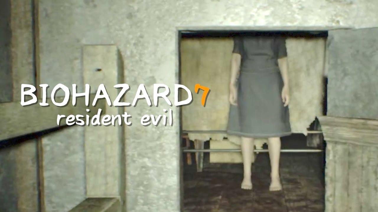 怖すぎる女の子の部屋! バイオハザード7 初見まったり実況 #7 【PC版】