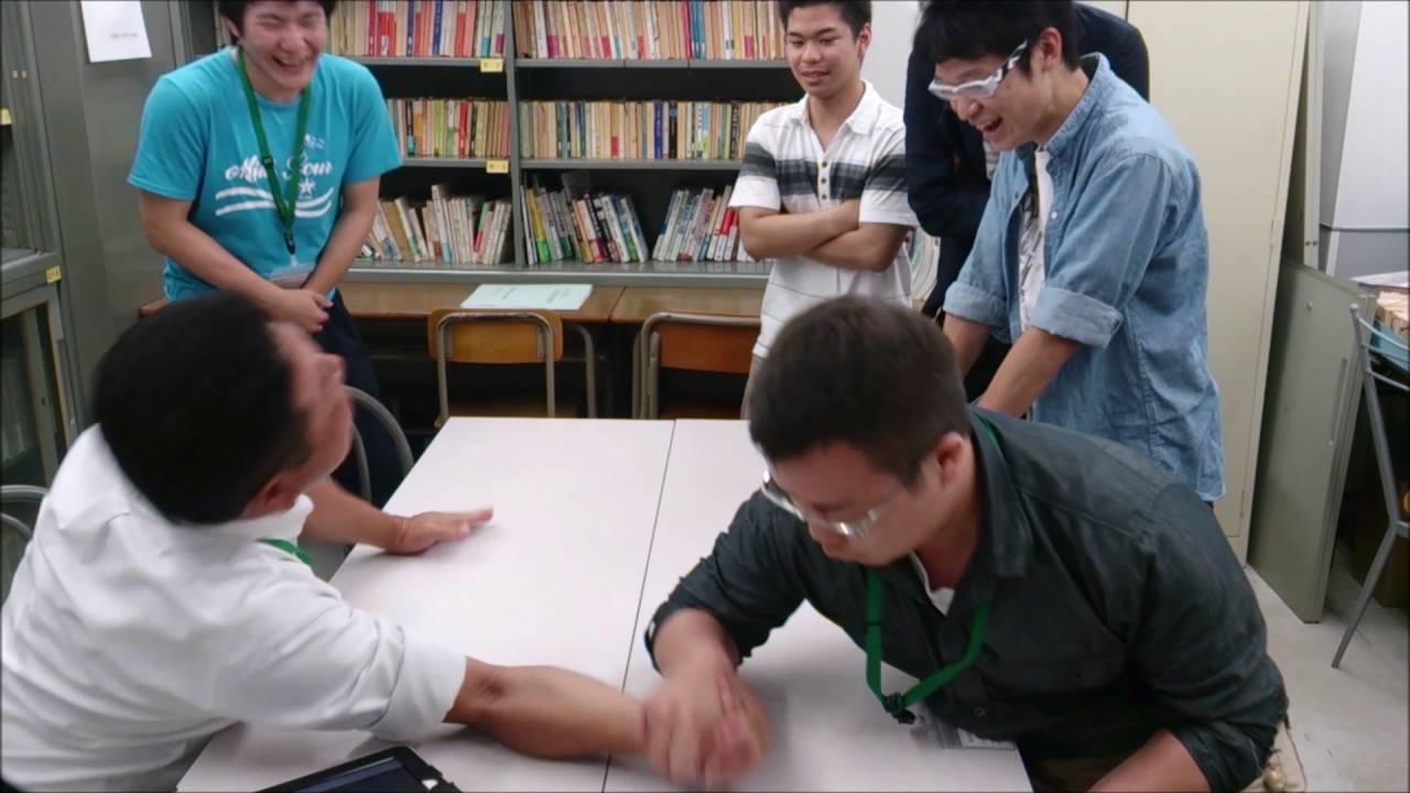 昼休み~岡野先生4番勝負 新潟農業・バイオ専門学校