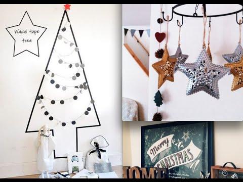 【保存版】クリスマスにツリーを飾らずオシャレにインテリアしてみませんか?