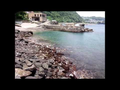 伊東市富戸 富戸港の景色 澄んだ海 賃貸不動産 海のレジャー