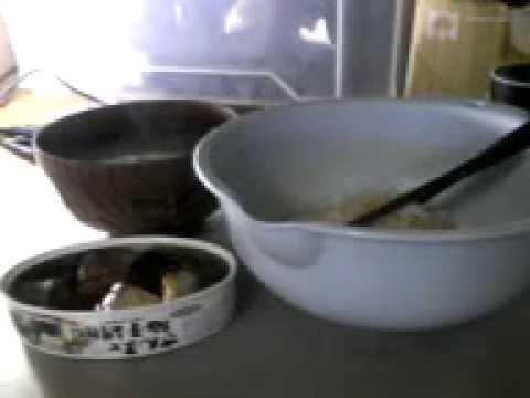 食事の断捨離とか、ダイエットとか →缶詰料理