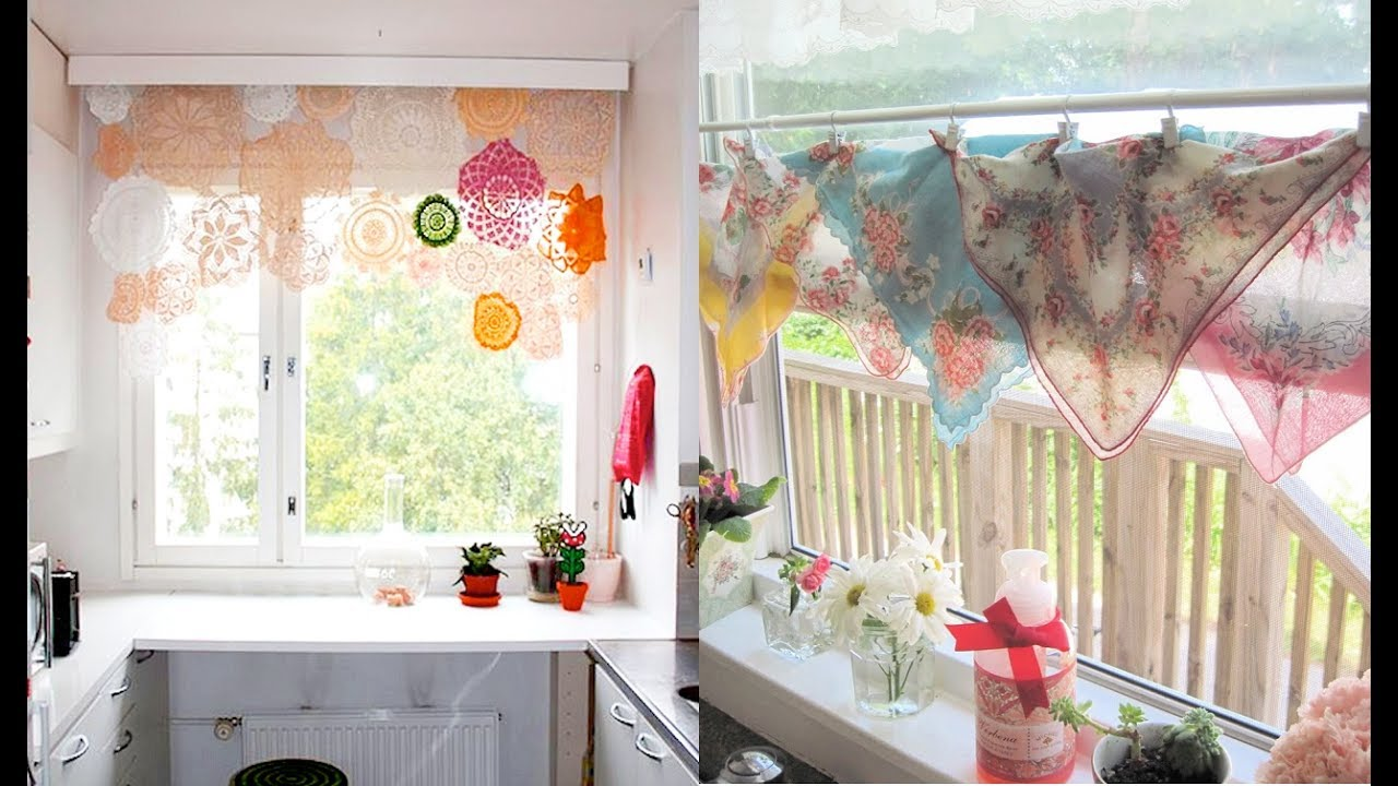 "【DIY】部屋の模様替えに使いたい「カーテン」の代わりになるアイテム8選~Items tbe instead  in the makeover of the room ""cu…"