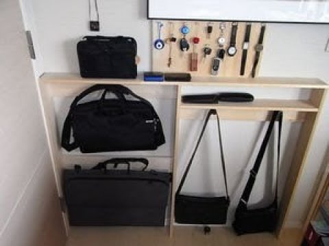 【DIY】隙間を使って収納するインテリア空間アイデア♡~Interior space idea to store with clearance.