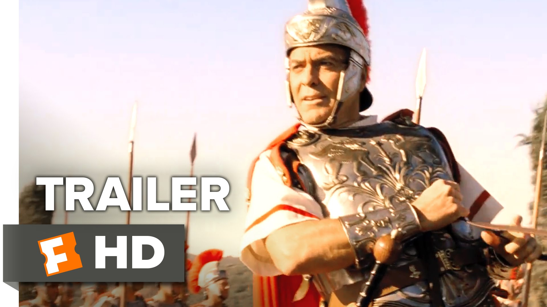 Hail, Caesar! Official Trailer #2 (2016) – George Clooney, Scarlett Johansson Comedy HD