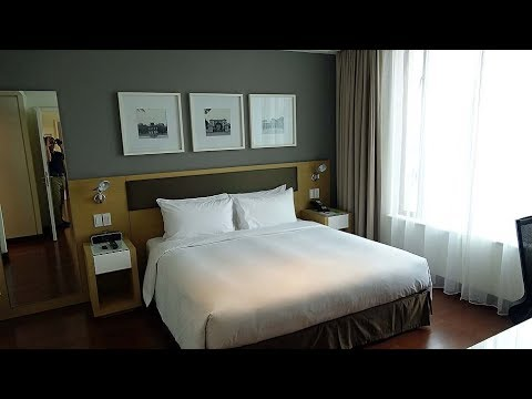 「Pan Pacific Hanoi」2bed(90㎡)の室内風景②