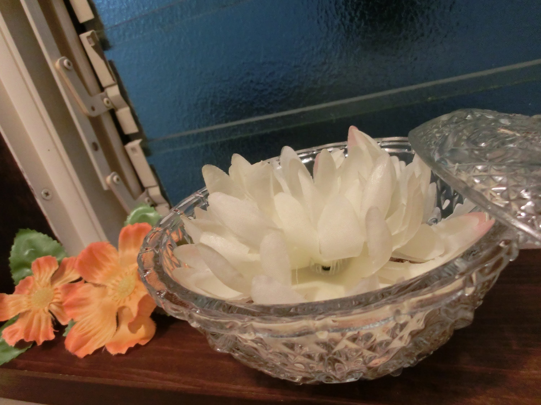 トイレをおしゃれに!計画 Part2 ~香る、花の置物~