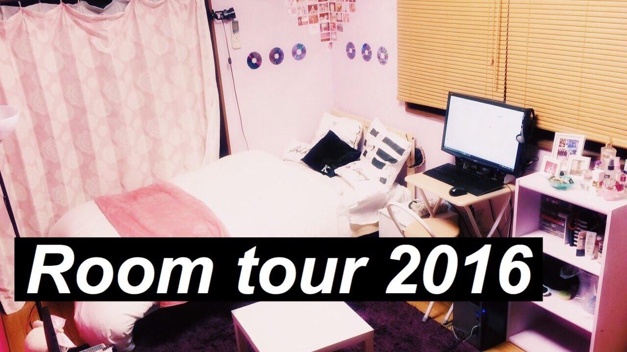 // room tour 2016 // 私のお部屋紹介
