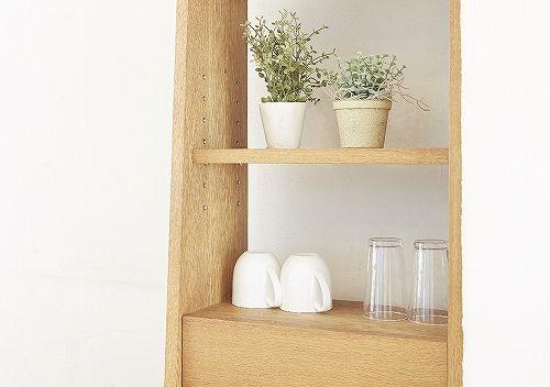 ラックを食器棚として上手く活用する3つのテク