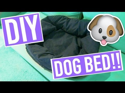 Vlog 2016/7/18 DIY ドッグベッド★ ビログ