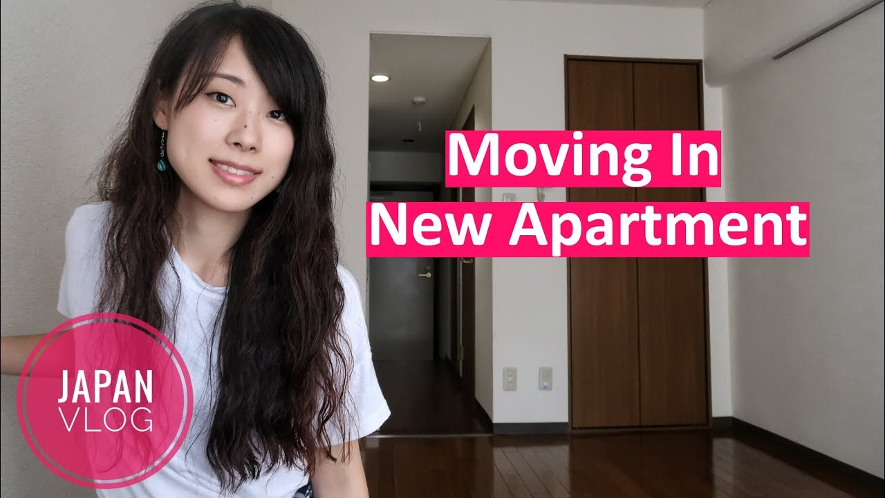 VLOG // I'm Moving in Apartment and Surviving! // ポンコツOLが一人暮らし始めたんだが