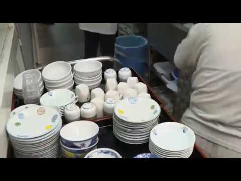 Week2 現場作業の改善 2-8.実践:食器の洗浄