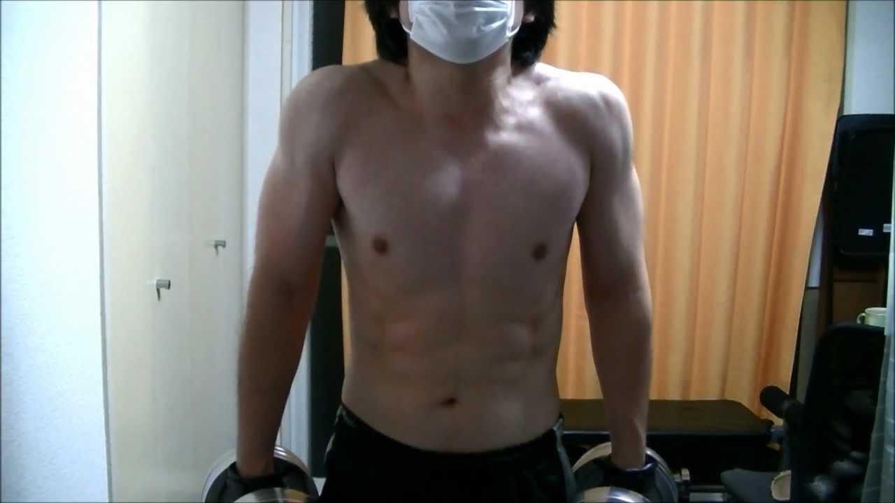 一人暮らしで病気になると悲惨 禁欲×筋トレ#108-Muscle Vlog-